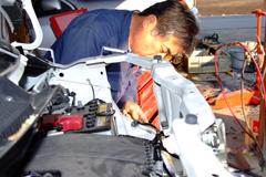 オートアキバの車検整備